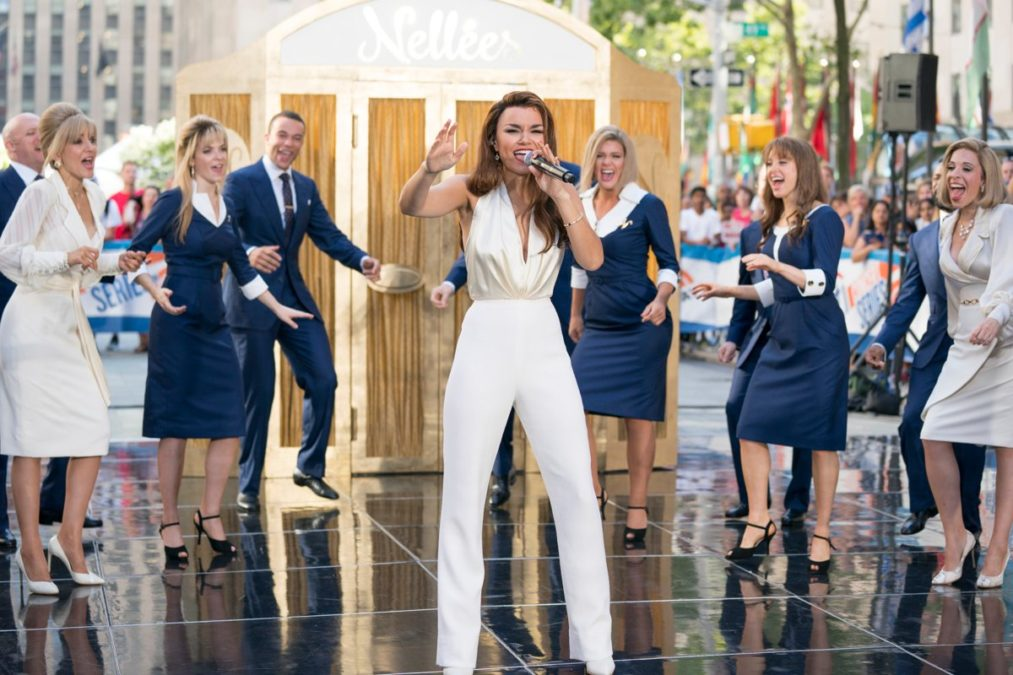 video still - Samantha Barks - Pretty Woman - Today Show - 08/2018 - NBC News' TODAY