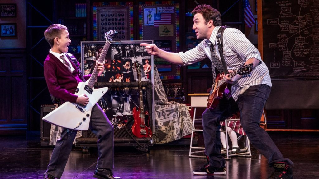 National Tour Show Photos-School of Rock-10/18-Matthew Murphy