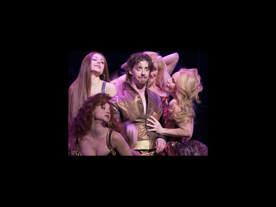 VS - Something Rotten Montage - 4/15 - Christian Borle