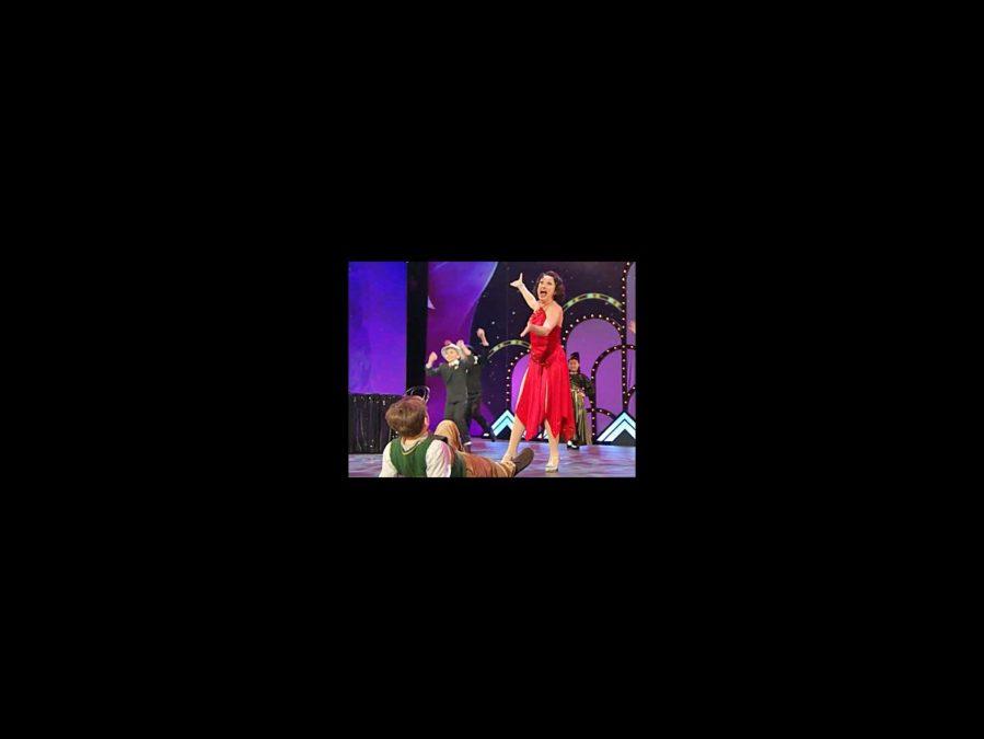 Watch It - A Christmas Story - 2013 Tony Awards - Caroline O'Connor - square - 6/13