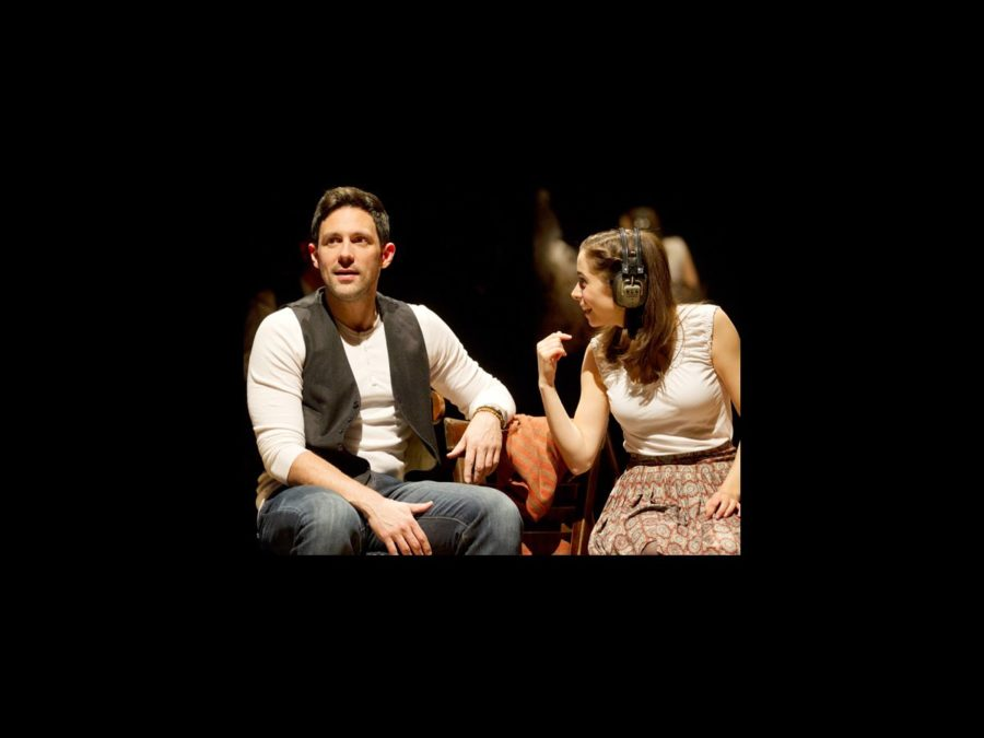 PS - Once - Steve Kazee - Cristin Milioti - wide - 12/11