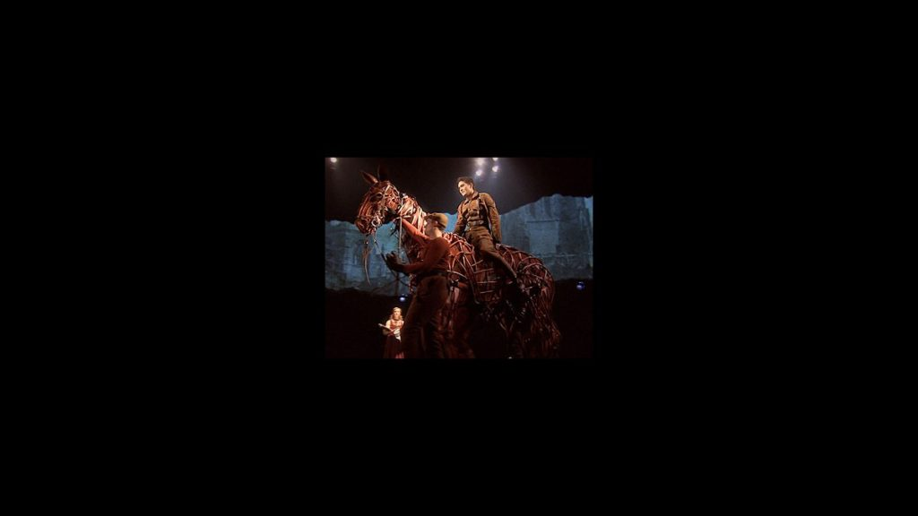 Spotlight On - War Horse - tour - square - 9/12