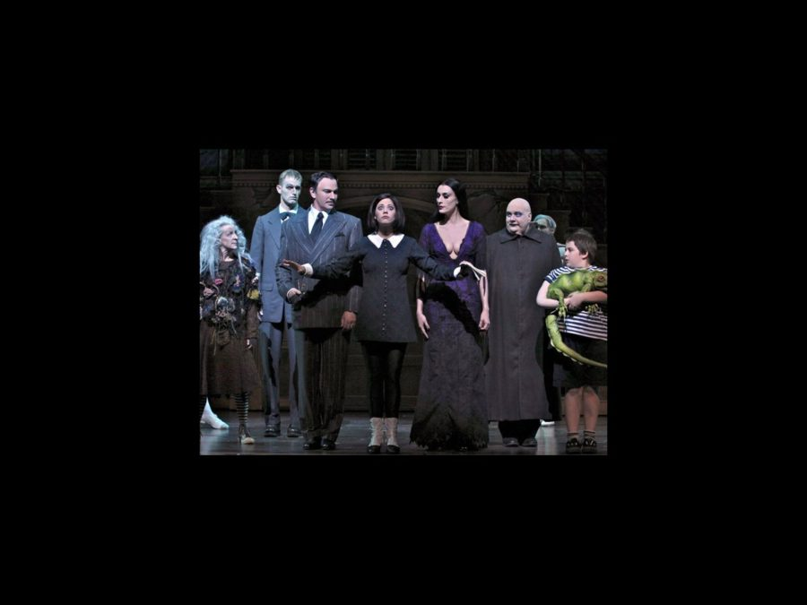 PS - The Addams Family - national tour - wide - 10/11