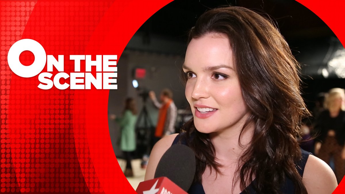 VS - American Psycho Media Day - Jennifer Damiano