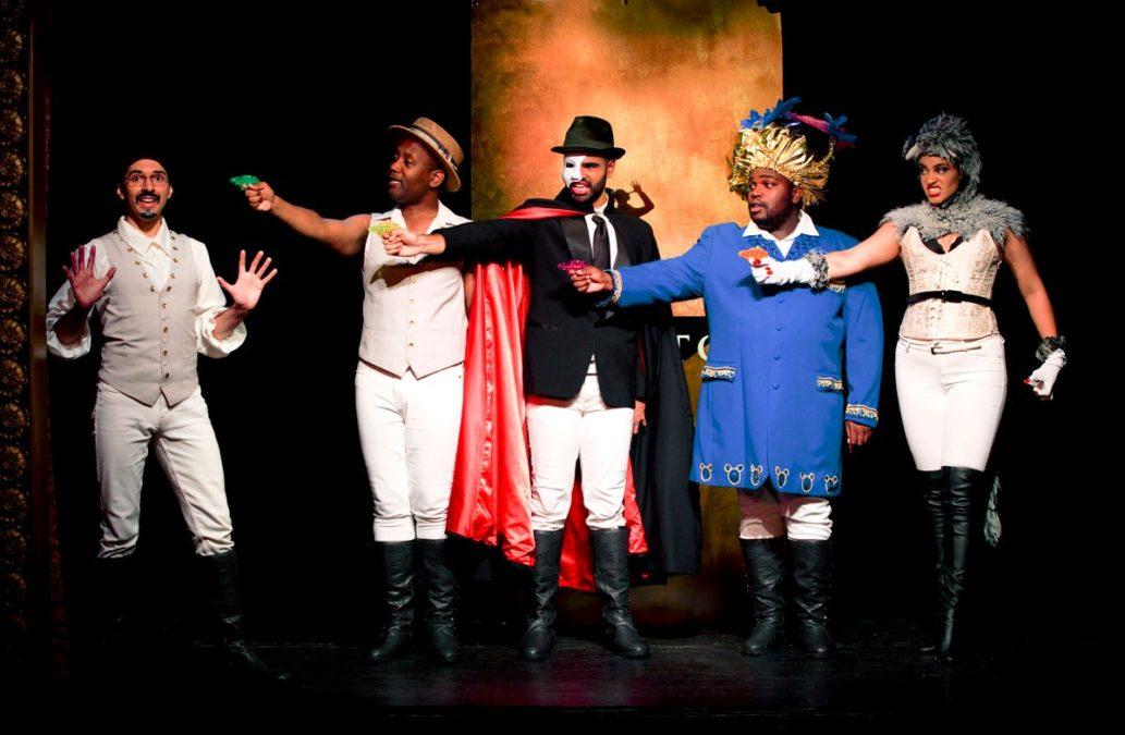 Show Photos - Spamilton - Off Broadway - 11/16 - Carol Rosegg