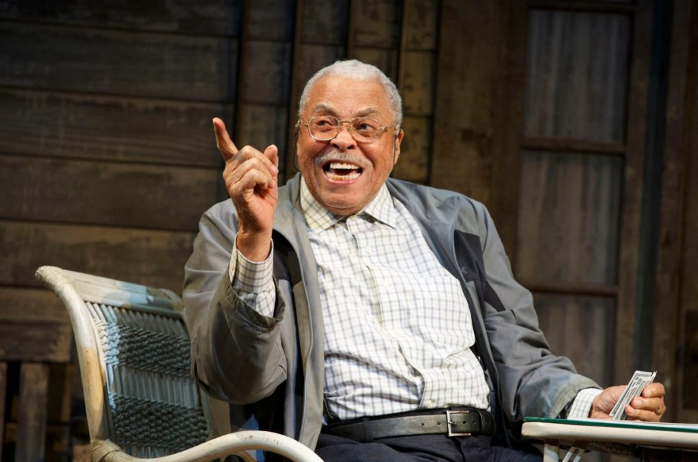 PS - James Earl Jones in The Gin Game - 1:16 - Joan Marcus