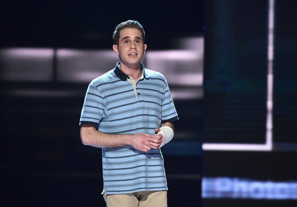 Ben Platt - Tony 2017 Performance - Dear Evan Hansen - 6/17 - Theo Wargo/Getty Images