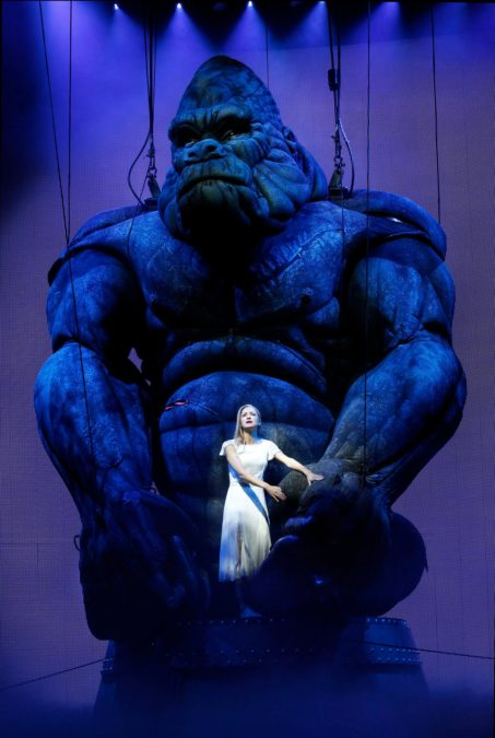 Esther Hannaford - King Kong - Australia - Jeff Busby