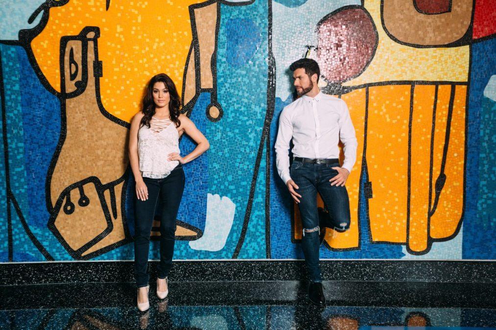 FEATURE - On Your Feet - TOUR -  Christie Prades & Mauricio Martinez- 11/17 - Emilio Madrid-Kuser -
