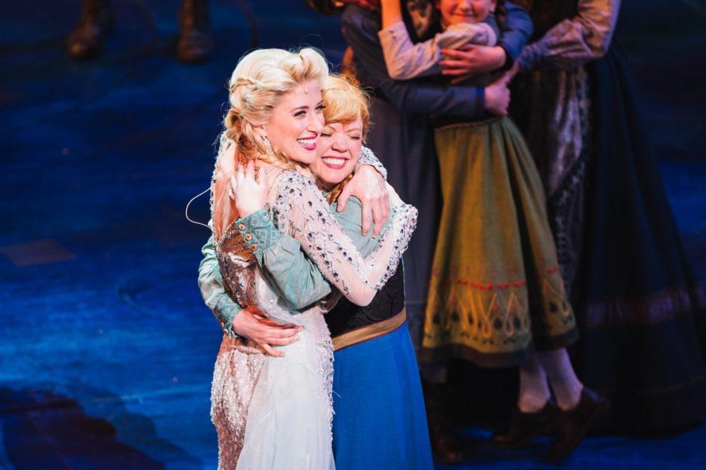 OP - Frozen Broadway Opening - 3/18 - Emilio Madrid-Kuser