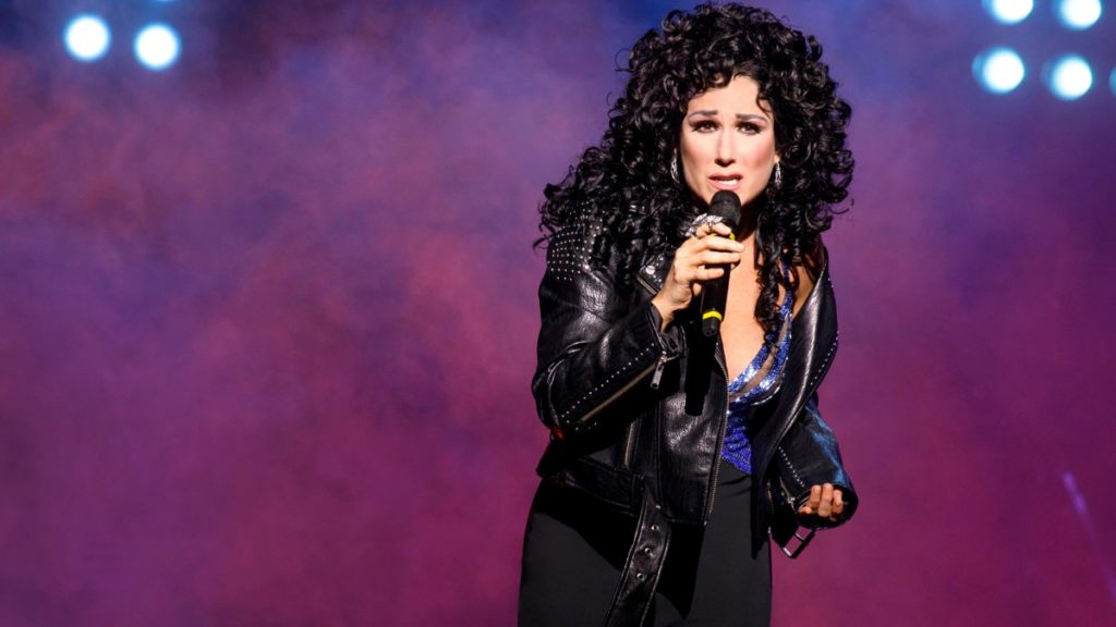 Show Photos - The Cher Show - 11/18 - Stephanie J. Block - Photo: Joan Marcus