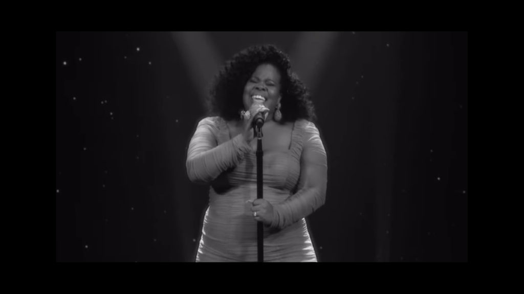 WI - Amber Riley - Naya Rivera Tribute - 8/20