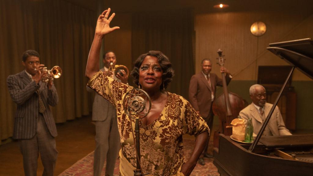 Ma Rainey's Black Bottom - 10/20 - Netflix