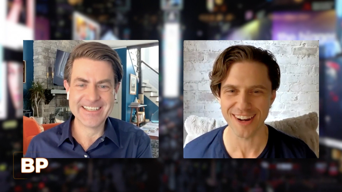 WI - Broadway Profiles - Paul Wontorek - Aaron Tveit - 3/21