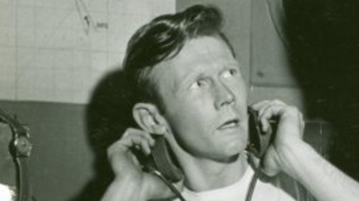 William Biff McGuire - South Pacific - John Swope/NYPL